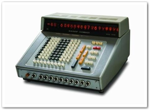世界初電卓コンベット