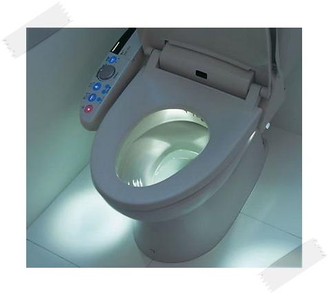 日本ハイテクトイレ