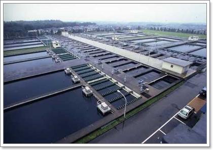日本の浄水設備