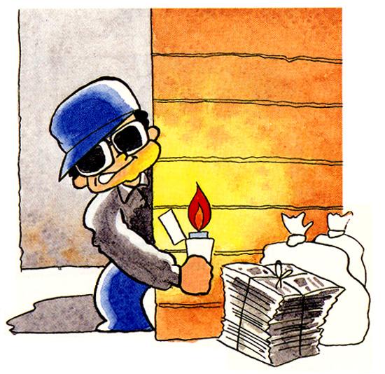 「火元 イラスト 火事」の画像検索結果